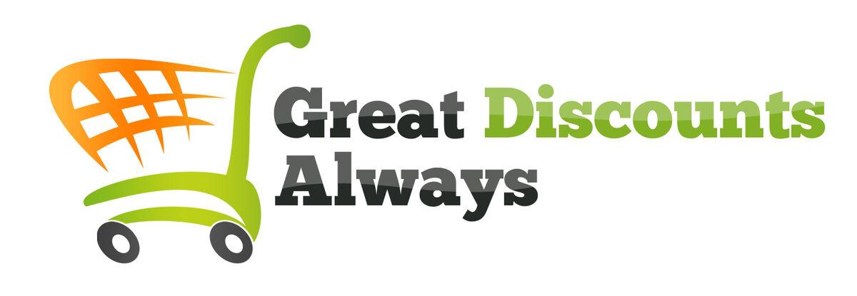 Greatdiscountsalways