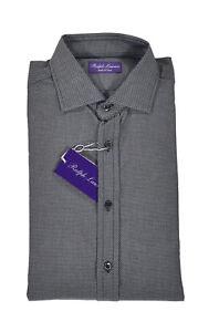 Ralph Lauren Purple Label Aston Dress Shirt New $495