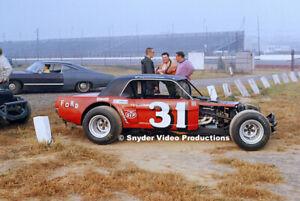 Gerald Chamberlain at Langhorne Speedway Photo