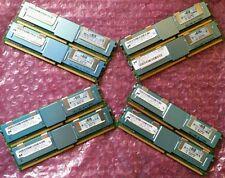 HP 32GB 8x4GB Ram FOR HP WORKSTATION XW6400 XW6600 XW8400 XW8600 1 YEAR warran