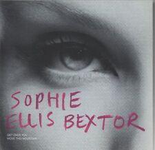 SOPHIE ELLIS BEXTOR Get over you 3 TRACK CD  NEW - NOT SEALED