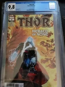 Thor #6  Cover A CGC 9.8