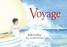 Voyage, Collins, Billy, New Books