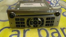 PEUGEOT 407 04-10 MP3 cd radio reproductor de 9660647677