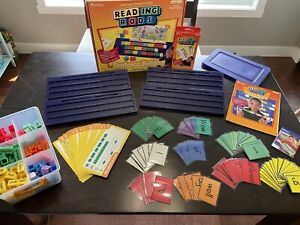 Learning Resources Reading Rods Sentence Building Reading Kit and Spelling Kit