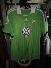 Authentic Adidas VFL Wolfsburg Jersey Size 2XL Kevin De Bruyne