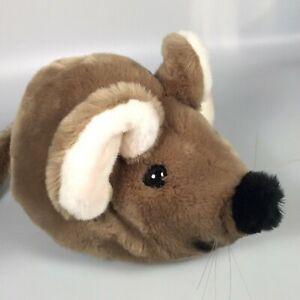 STEIFF Mouse Fiep stuffed plush animal Cody 5392