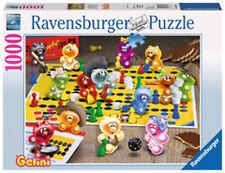 Ravensburger Puzzle  1000 Teile Gelinis/ Spieleabend bei den Gelinis 19795