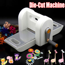 Die-Cut Machine For DIY Scrapbooking Cutter Decor Embossing Paper Cutter USA