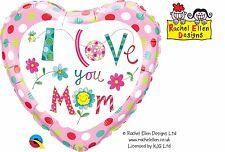 18 Inch Rachel Ellen I Love You Mum Foil Balloon