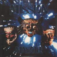 The Mission Masque LP VINYL Mercury 2017 NEW