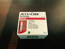 Accu Chek Performa Teststreifen Blutzuckerteststreifen 200 test 28.02.2018