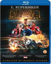 I Superbiker- The War For Four 2014 Blu-Ray