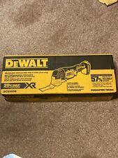 DEWALT DCS355B 20V Max XR  Oscillating Multi-Tool                  FAST SHIPPING