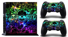 Interstellar space cool DECAL PROTECTIVE STICKER for SONY PS4 CONSOLE CONTROLLER