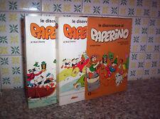 COFANETTO DISNEY LE DISAVVENTURE DI PAPERINO OSCAR MONDADORI 1°RIST.1977 MB/OTT