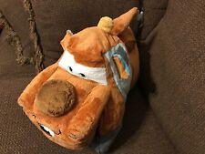 """Pillow Pets Disney Cars Tow Mater 18""""  Folding Plush Pillow Large"""