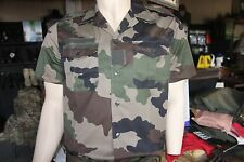 LEGION ETRANGERE CAMO CCE NEW ANTIMOSQUITO SHIRT SIZE 43-44