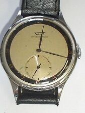 Vintage TISSOT SWISS Mechanical Watch with Sub second, Runs, Used.