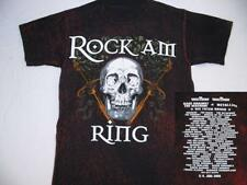 Rock am Ring - 2008 - Skull & Swords - T-Shirt - Size S - Neu