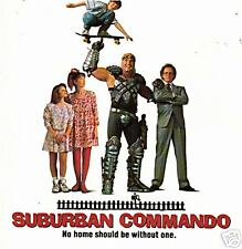 Suburban Commando - 1991-Original Movie Soundtrack CD