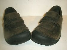 WOMENS KEEN LEATHER SLIP ON SHOES CLOGS SIZE 6