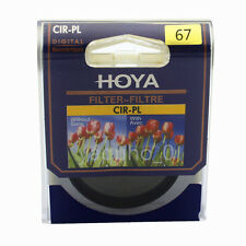 HOYA CPL Ultra-thin PL-CIR Ring Circular Polarizer fit for SLR Camera Lens 67mm