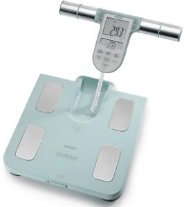OMRON BF511 Körperanalyse Waage Body Composition Monitor Körperfettmessgerät
