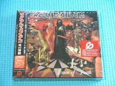 IRON MAIDEN Dance Of Death w/Booklet, Cover 1st Press CD Japan TOCP-66212 OBI