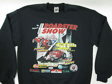 Vtg Portland Roadster Show Sweatshirt 50th Anniversary Oregon Hot Rod Sz M RARE