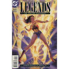 Wonder Woman Legends of the DC Universe Comics May 1998 comic books 1/2
