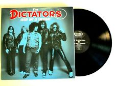 THE DICTATORS EVERY DAY IS SATURDAY LP RARE 2007 (2) VINYL GATE FOLD MANOWAR