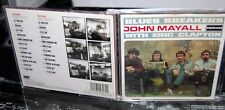 John Mayall - Bluesbreakers with Eric Clapton (1999) CD UK . NM COND.