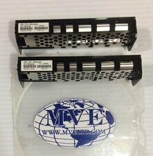 IBM 39M4343 39M4342 2583 X3250 M4 SERVER HARD DRIVE CADDY BLANK FILLER LOT OF 2