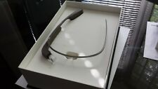 Google Glass XE V2 + nuances + écouteurs + officiel rigide