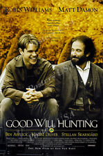 Posters Usa - Good Will Hunting Movie Poster Glossy Finish - Mov104