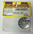 Eagle Model INT 1903 SP Break Disk for Mugen MTX-3 1903-070 Integy