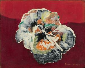 "Max Ernst Poster or Canvas Print ""Flower Shell"""