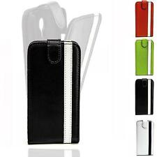 Style Flip Case Mobile Bag Protective Case Folding Case Hard Cover Fascia Bag
