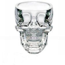 Glass Skull Shot Glasses - Authentic Crystal Head Vodka (Dan Akroyd) CASE OF 56