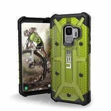Urban Armor Gear UAG Samsung Galaxy S9 Plasma Tough Case Cover Citron/Yellow
