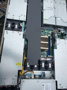 SUPERMICRO 1027GR-T3RF GPU SERVER 1800Wx2 2X E5-2609V2 8CORE 62GB (8x8)
