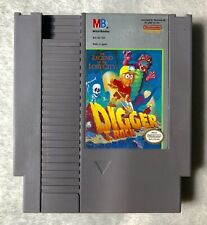 Digger T. Rock: Legend of the Lost City (Nintendo, 1991) NES *Cleaned & Tested*