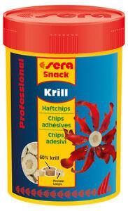 Sera Krill Snack Professional, 3.4oz
