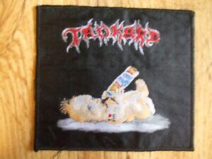 TANKARD Patch Aufnäher Thrash Metal Kreator Destruction Sodom Slayer RAR