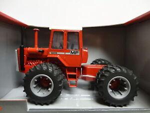 Ertl MF 1805 Tractor 1/32 scale RED Massey Ferguson Diecast Metal