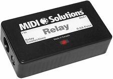 MIDI SOLUTIONS- RELAY