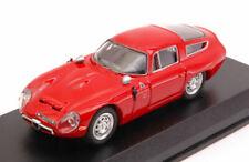 Alfa Romeo Tz1 1963 Prova Red 1:43 Model BEST MODELS