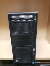 HP Z840 Workstation  E5-2650 v3 2.3Ghz 512GB SSD 3TB HDD 48GB RAM QUADRO 4000