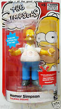 The Simpsons Homer Simpson 25 Year Anniversary Talking Figure